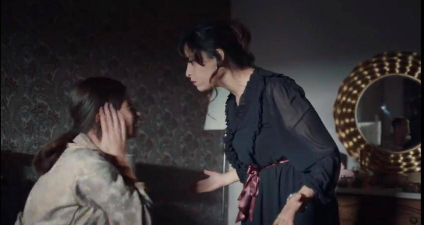 مشهد من مسلسل ضحايا حلال