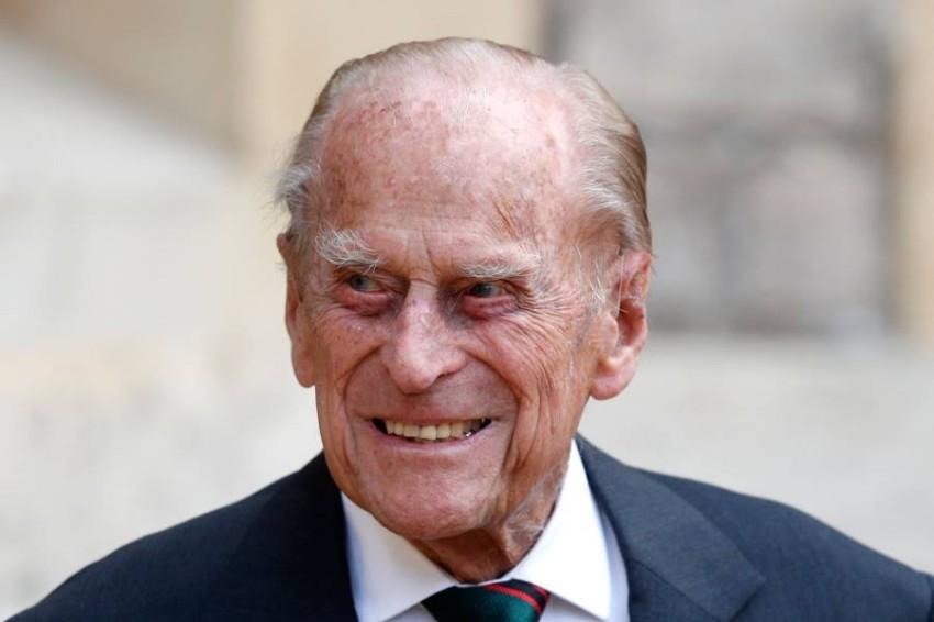 الأمير فيليب. (أ ف ب)