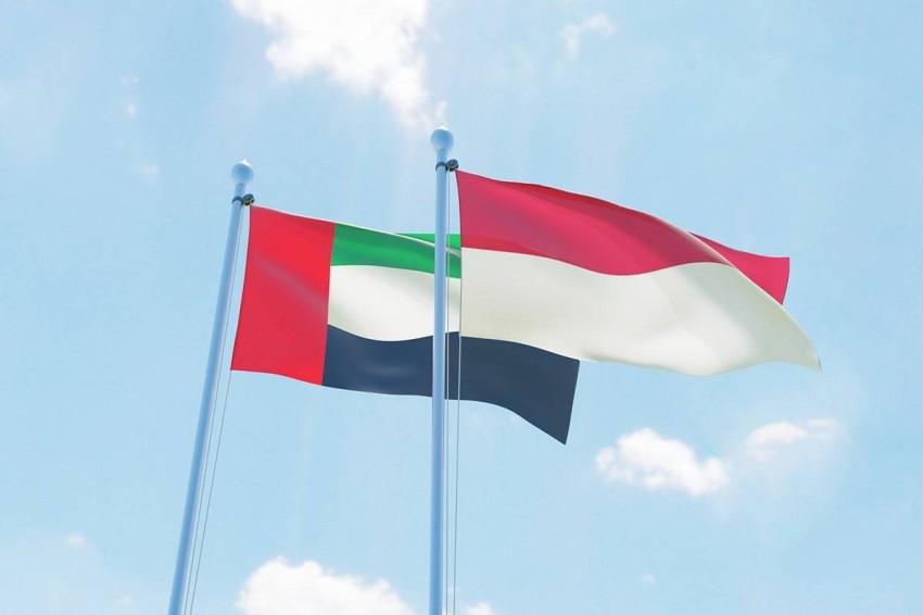 الإمارات توقع مذكرة تفاهم وتعاون مع إندونيسيا في الاقتصاد الإبداعي والسياحة. (الرؤية)