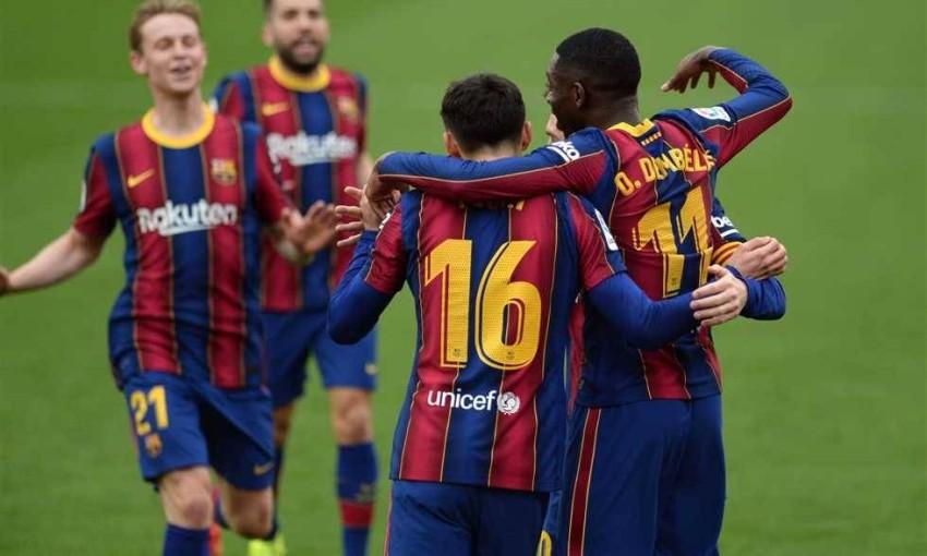 تشكيل برشلونة المتوقع. (سبورت)