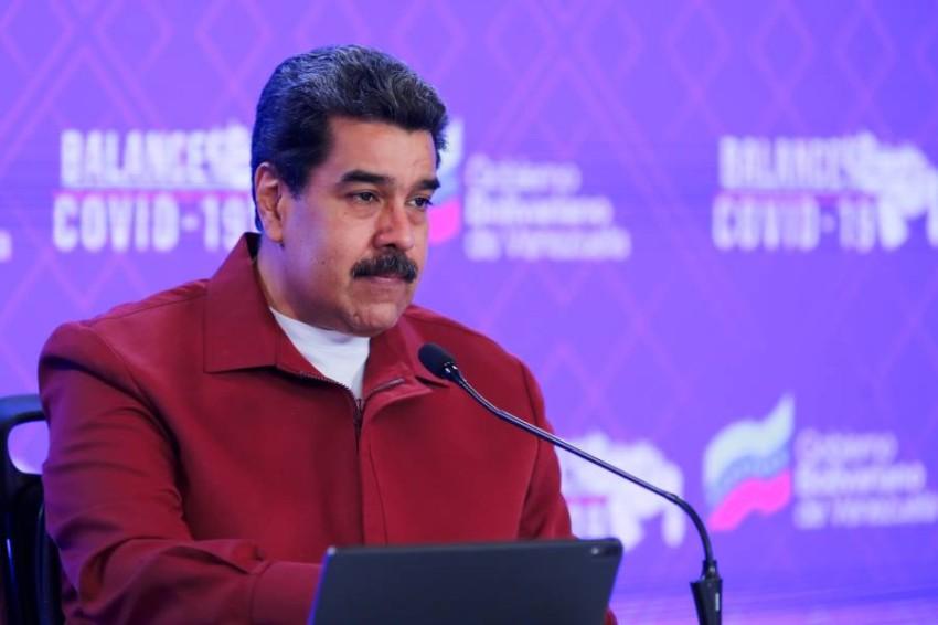 نيكولاس مادورو - EPA.