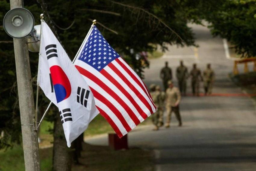 التدريبات ستثير غضب كوريا الشمالية بطبيعة الحال. (رويترز)