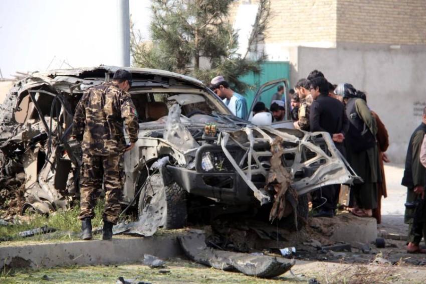 تفجيرات يومية تستهدف الموظفين ومسئولي الحكومة في كابول. (أي بي أيه)