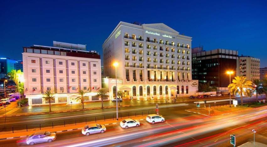 جانب من فنادق أسكوت دبي