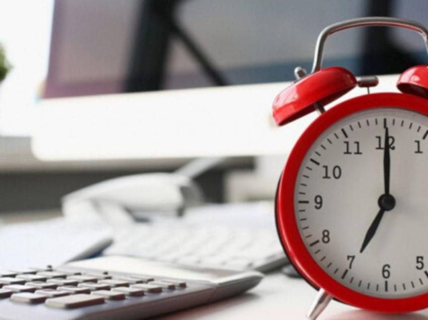 أهمية الوقت.