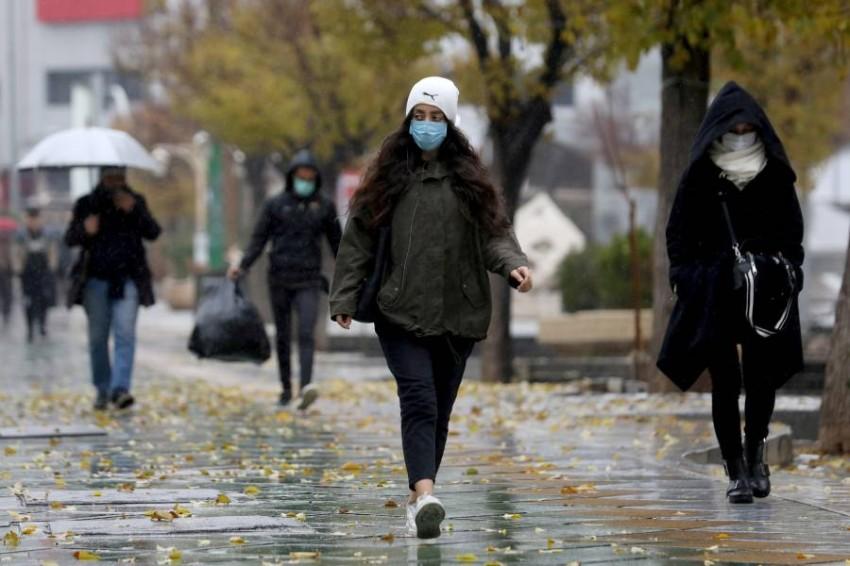 سجلت إيران أول إصابة بفيروس كورونا في فبراير 2020 - رويترز.