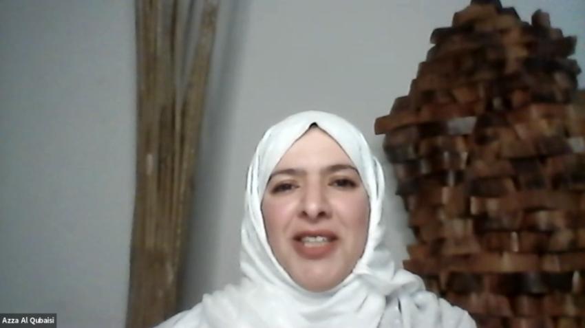 عزة القبيسي