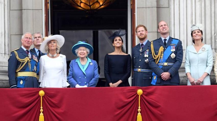 التايمز: «لا يمكن أن يكون الأمر أكثر ضرراً بالعائلة المالكة».