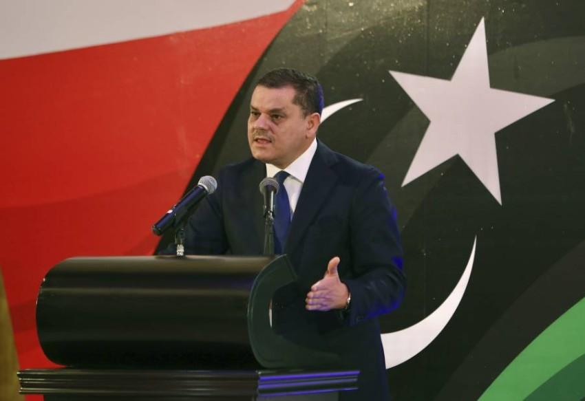 رئيس الوزراء الليبي عبدالحميد دبيبة - أب.
