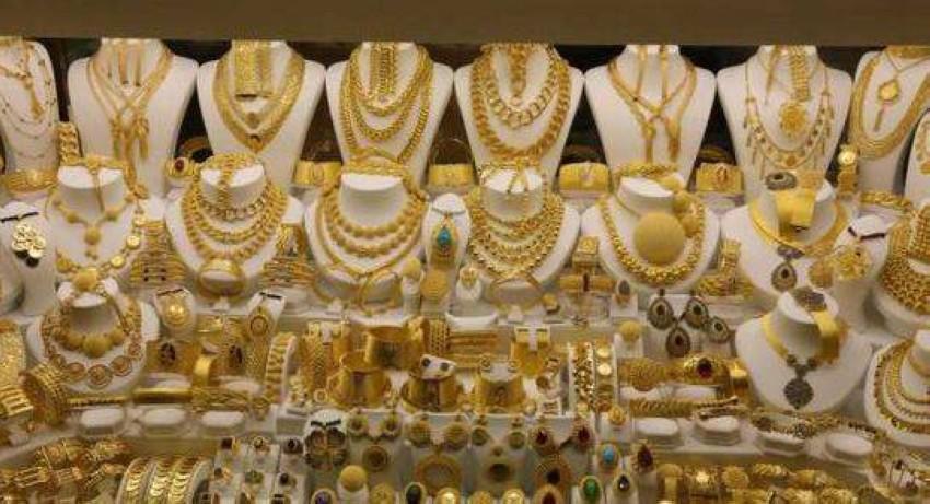 سعر غرام الذهب في الدول العربية اليوم
