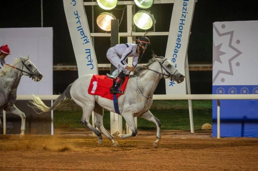 سباقات ميدان الأمير سلطان بن عبدالعزيز. (من المصدر)