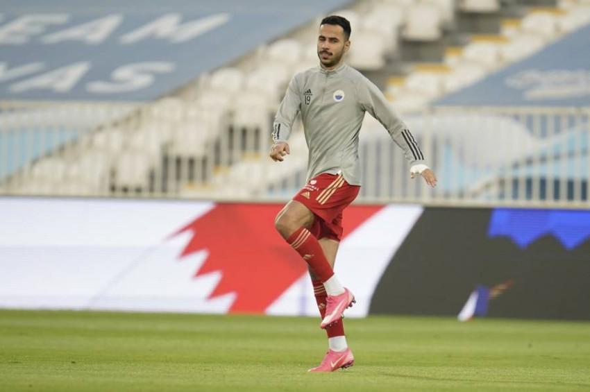 خالد الظنحاني. (من المصدر)
