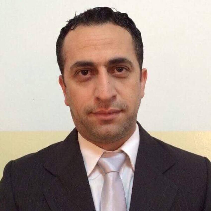 خالد بشارات.