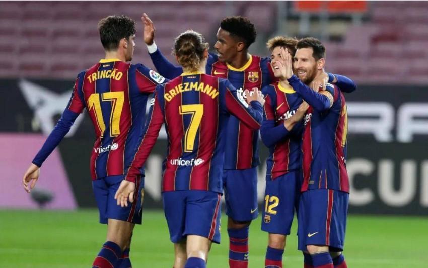 موقع برشلونة من الموقع 9