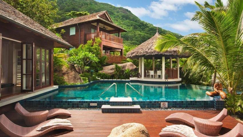 الفيلات في Hilton Seychelles Labriz Resort & Spa