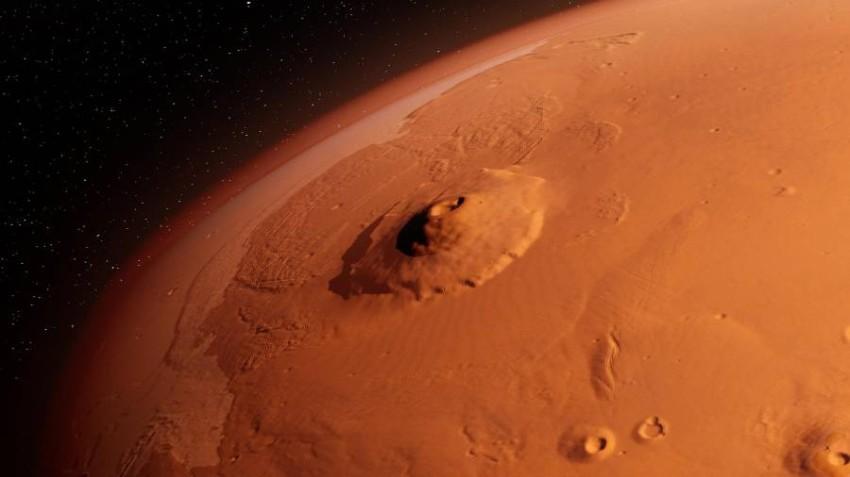 مفاجأة علمية: مياه المريخ لا تزال «محتجزة داخل المعادن» على سطحه.