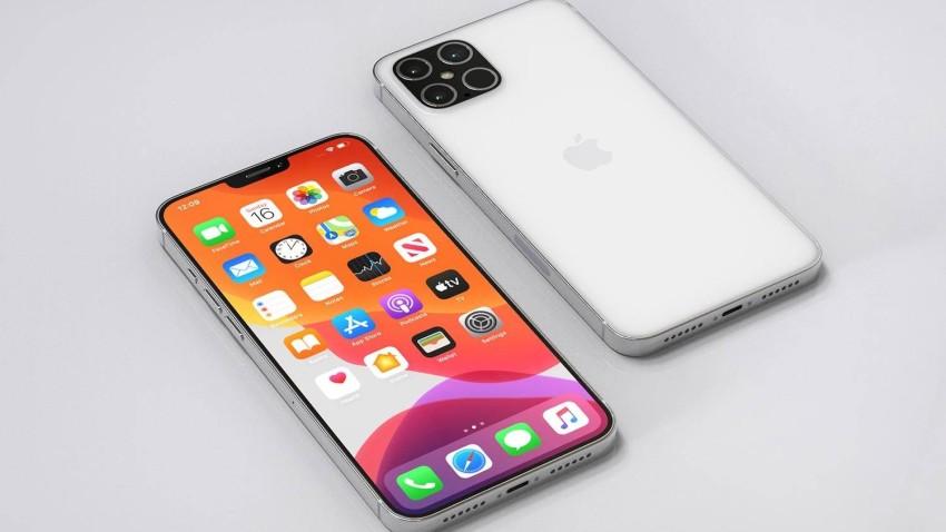 iPhone 13.