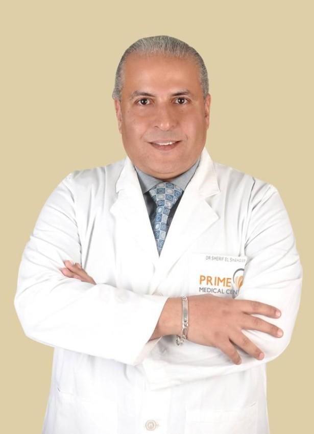د. شريف الشهاوي.