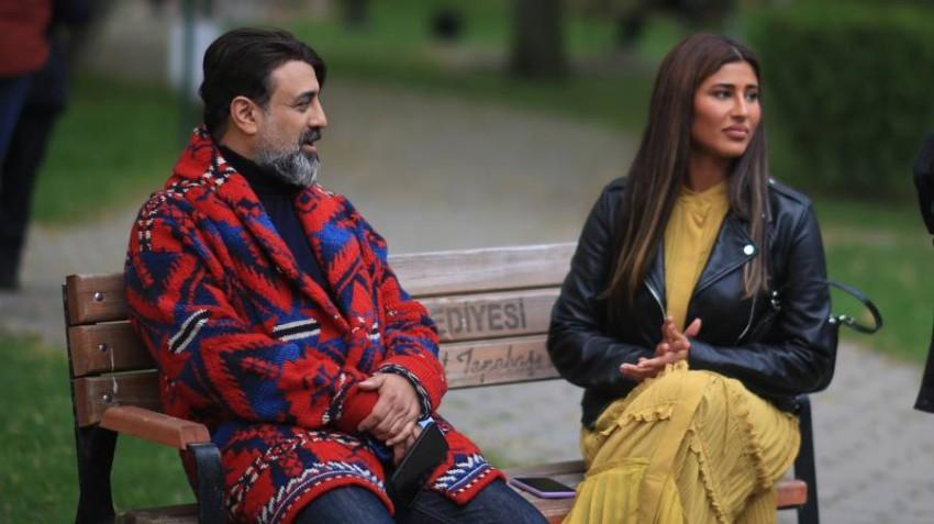 خالد أمين وليلى عبدالله.