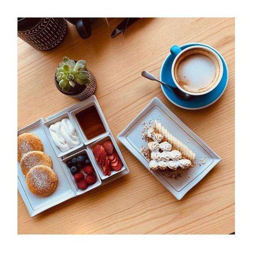 حلوى الإفطار في كلتشر هاوس دبي