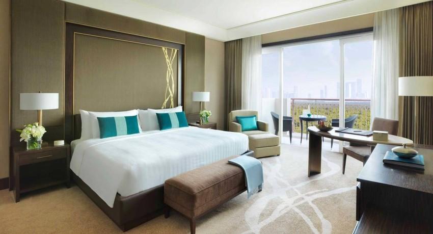 الغرف من داخل فندق وسبا القرم الشرقي من أنانتارا أبوظبي