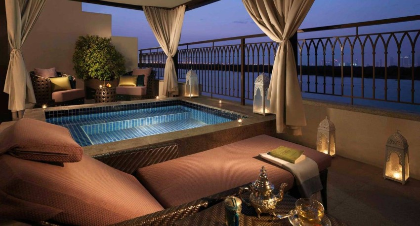فندق وسبا القرم الشرقي من أنانتارا أبوظبي