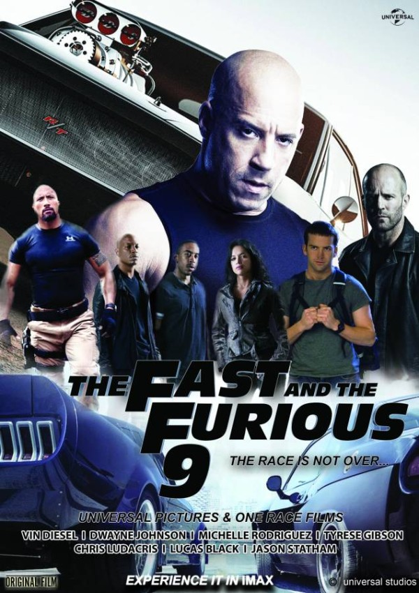 The Fast and the Furious 9