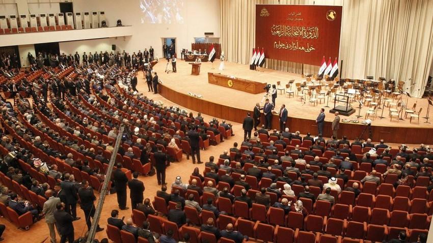 البرلمان العراقي. (أرشيفية)