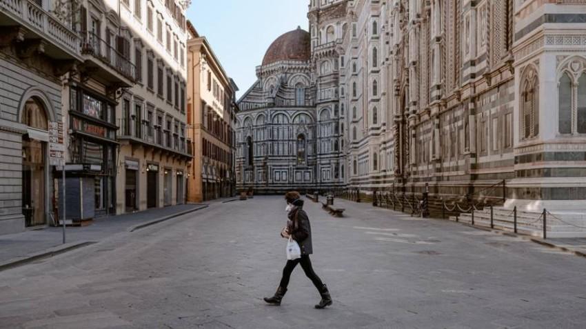 حصدت الجائحة، في إيطاليا، أرواح أكثر من 108 آلاف شخص.