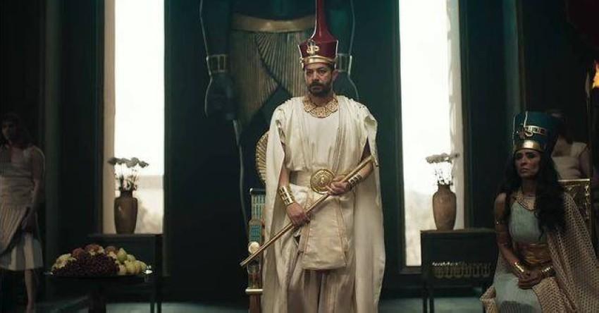 إعلان مسلسل الملك