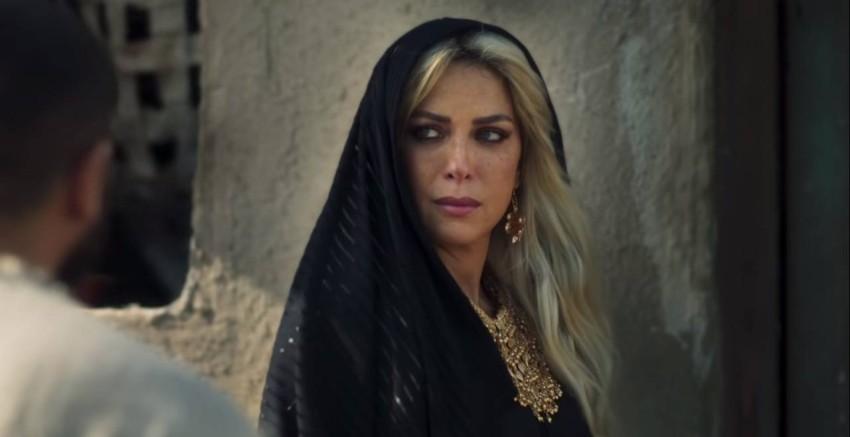 ريم مصطفى من مسلسل الملك