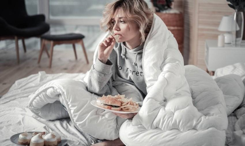 مشاكل الأكل العاطفي