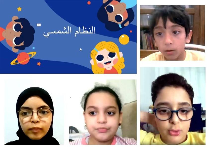 ورشة عائلة شمس
