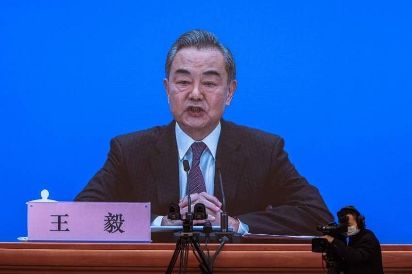 وزير الخارجية الصيني وانغ يي - EPA.