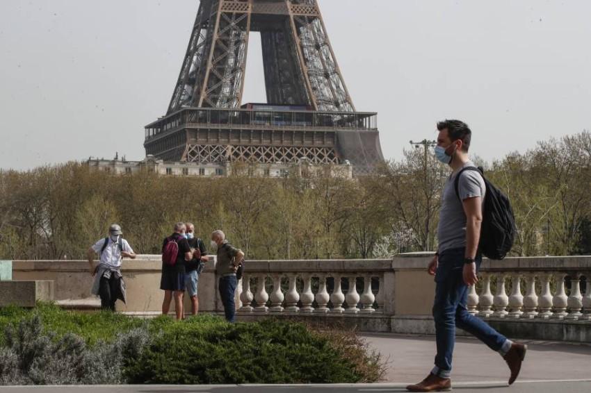 أكثر من 8 ملايين شخص في فرنسا تلقوا جرعة واحدة على الأقل من اللقاح - أب.