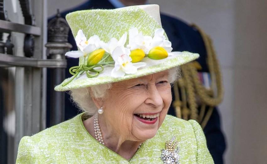 تحتفل الملكة إليزابيث بعيد ميلادها الـ95 في 21 أبريل الجاري - رويترز.