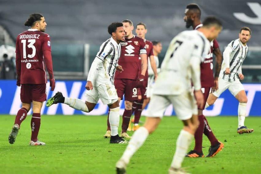 موعد مباراة يوفنتوس ضد تورينو القادمة في الدوري الإيطالي (ياهو)