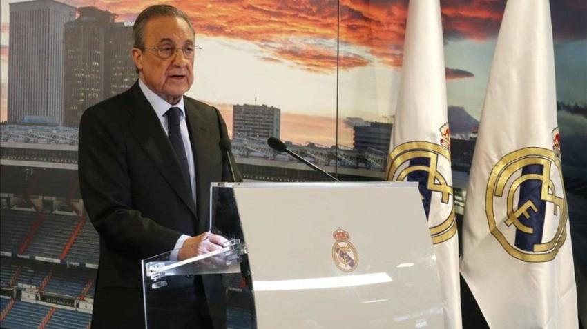 فلورنتينو بيريز. (سبورت)