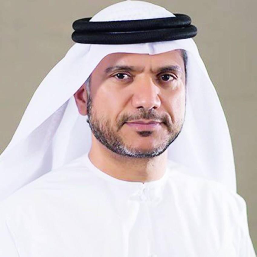 رئيس دائرة الطاقة في أبوظبي، المهندس عويضة مرشد المرر.