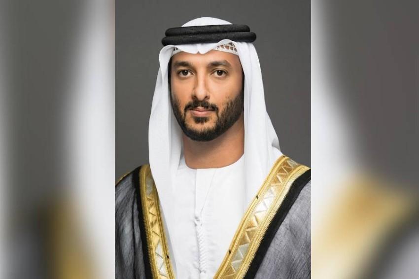 وزير الاقتصاد عبدالله بن طوق المرّي.
