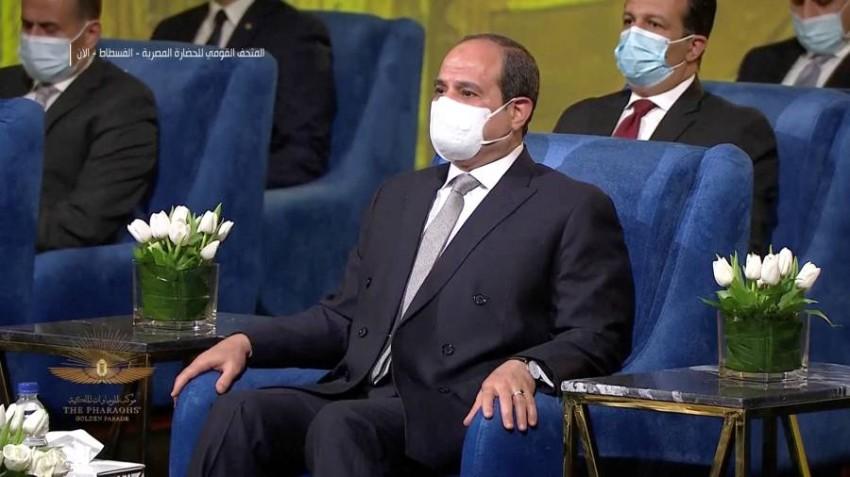 الرئيس المصري عبدالفتاح السيسي. (رويترز)