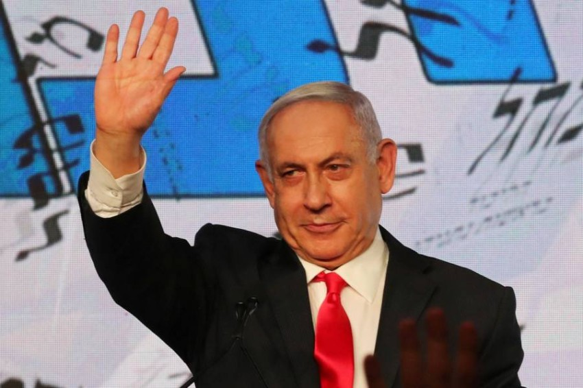 رئيس الوزراء الإسرائيلي بنيامين نتانياهو - رويترز.