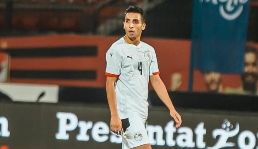كريم فؤاد لاعب إنبي. (الاتحاد المصري لكرة القدم)