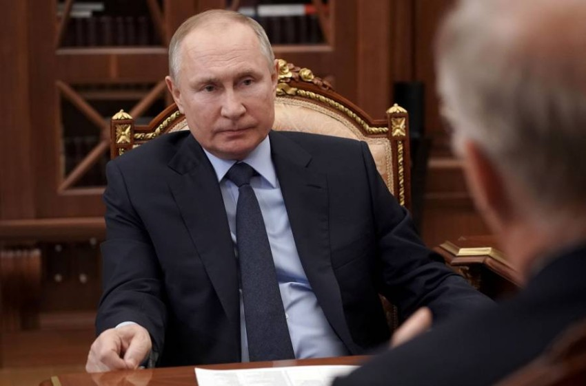 فلاديمير بوتين - رويترز.
