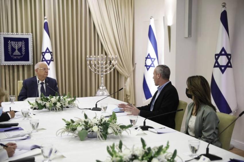 رشح حليف يميني سابق لبنيامين نتنياهو نفسه لرئاسة الوزراء - أ ب.