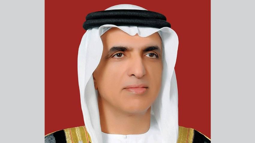 سعود بن صقر القاسمي. (الرؤية)