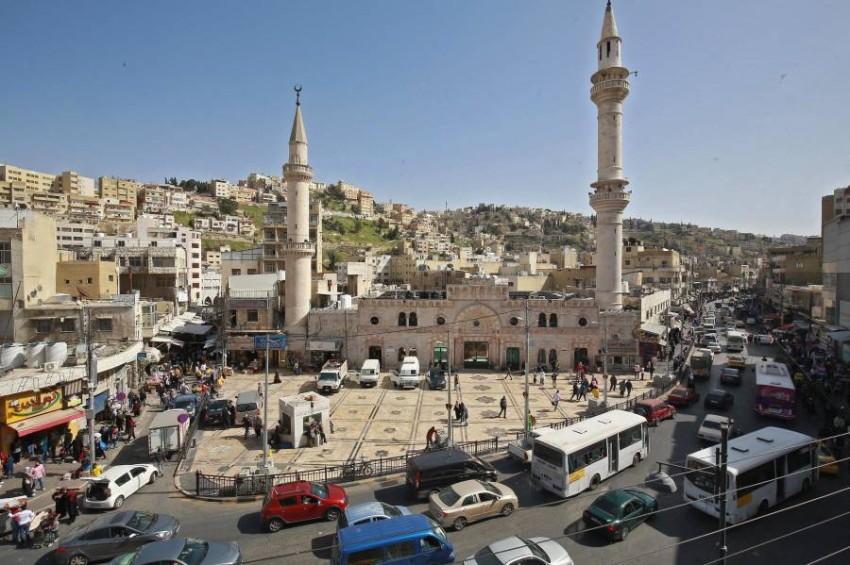 الأردن يعد شريكاً رئيسياً ومهماً للمنظمة الأممية في الشرق الأوسط - أ ف ب.