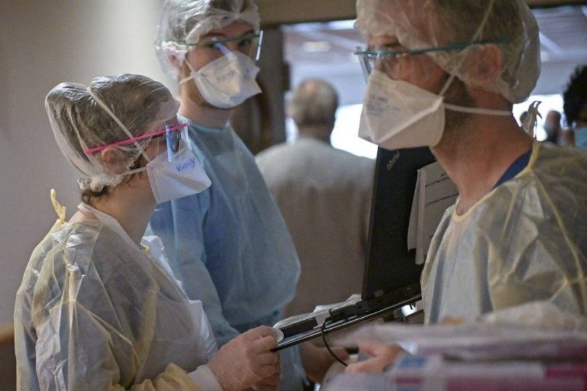 يشكل 11 مستشفى للأطفال تحالفاً جديداً يهدف إلى الحد من آثار الإمدادات غير المستقرة - أ ف ب.