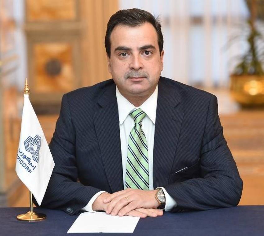 د. أحمد علي عتيقة، الرئيس التنفيذي لشركة أبيكورب