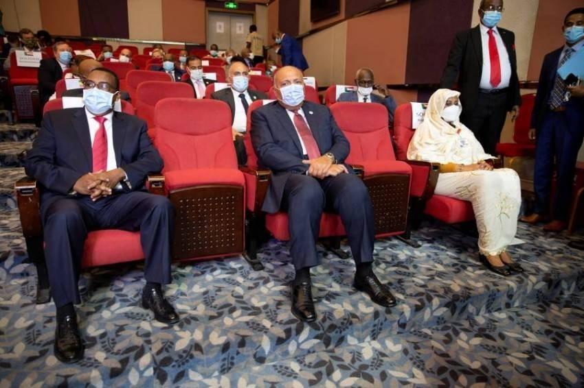 وزير الخارجية المصري سامح شكري - رويترز.